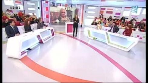 """Plató de """"Tiene Arreglo"""" (Canal Sur TV)"""